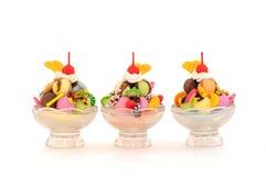Mini modelo do gelado Fotos de Stock
