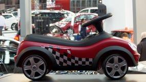 Mini modelo do tanoeiro Imagens de Stock Royalty Free