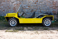 Mini Moke Stockfotos