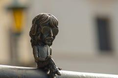 Mini monument Jon Lord Deep Purple photographie stock libre de droits