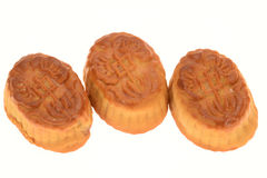Mini Moon Cakes Royalty Free Stock Images