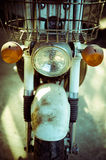 Mini motocykl Zdjęcia Royalty Free