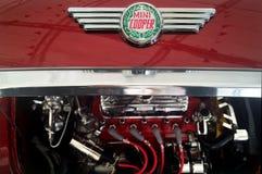 Mini motor dos tanoeiros Imagens de Stock