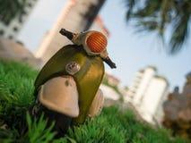 Mini- motorcykel Royaltyfri Foto