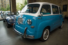 Mini MPV (multi-purpose vehicle) Fiat 600 Multipla Stock Image