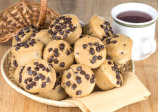 Mini Muffins Stockbild