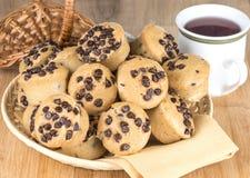 Mini Muffins Imagem de Stock