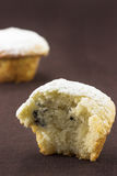 Mini muffins. Stock Images