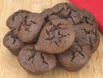 Mini Muffins Stock Photos