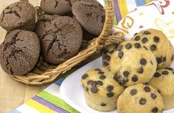 Mini Muffins Stock Photography