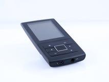 Mini musica del portatile MP3 immagine stock