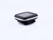Mini musica del portatile MP3 fotografia stock