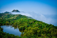 Mini Nakki Lake Mount Abu Rajasthan Stock Photography