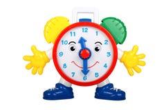 Mini orologio Fotografie Stock