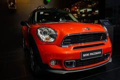 Mini Paceman 2014 CDMS Lizenzfreies Stockfoto