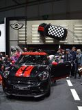 Mini Paceman JCW Stock Photo