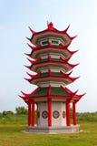 Mini pagoda Fotografia Stock