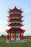 Mini pagoda Royalty Free Stock Photography