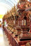 Mini pagode em Tailândia Imagem de Stock
