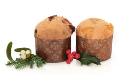 Mini Panettone Stock Image