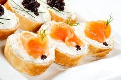 Mini panini Fotografia Stock
