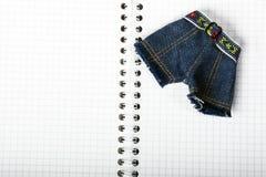 Mini pants Stock Image