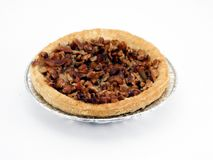 Mini Pecan Pie stockbild