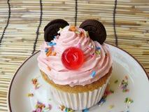 Mini petit gâteau de souris Image stock