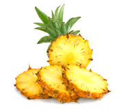 Mini pineapple Stock Image