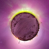 Mini Planet Royalty Free Stock Photos