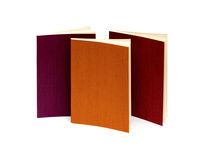 Mini pocket note book Royalty Free Stock Photography