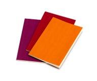 Mini pocket note book Stock Photos