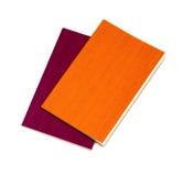 Mini pocket note book Stock Photo