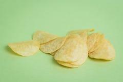 Mini Potato Chips photographie stock libre de droits