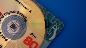 Mini primer del disco imágenes de archivo libres de regalías