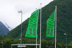Mini- prislager för kiwi Royaltyfria Bilder