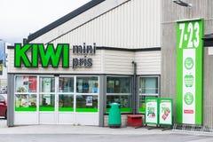 Mini- prislager för kiwi Royaltyfri Bild