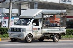 Mini Private Tongfong Truck Fotografering för Bildbyråer
