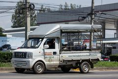 Mini Private Tongfong Truck Arkivbilder