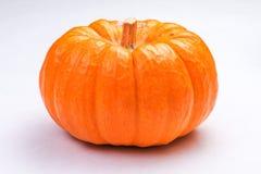 Mini-Pumpkin. On white background Stock Image