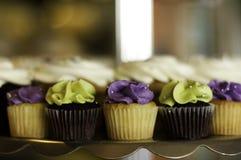 Mini queques Imagens de Stock Royalty Free