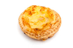Mini quiche with cheese Stock Photo