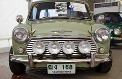 Mini raccolta di Austin, automobili dell'annata Fotografia Stock Libera da Diritti