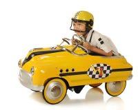 Mini Raceauto Royalty-vrije Stock Afbeelding