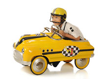 Mini Racer Royalty Free Stock Image