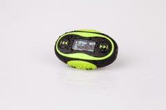 Mini resistenza impermeabile portatile MP3 fotografie stock