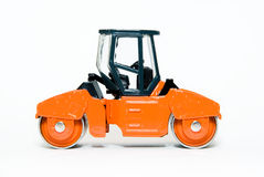 Mini road roller Stock Photos