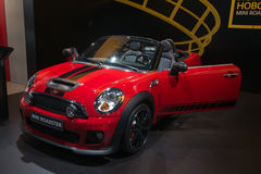 MINI roadster Royalty Free Stock Image