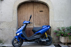 mini rower Zdjęcia Stock