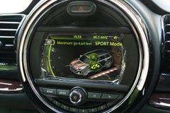 MINI S Clubman Dashboard Stock Image